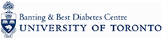 Banting and Best Diabetes Centre University of Toronto